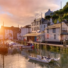 Polperro Fishing Village - Trelay, Looe, Cornwall .jpg