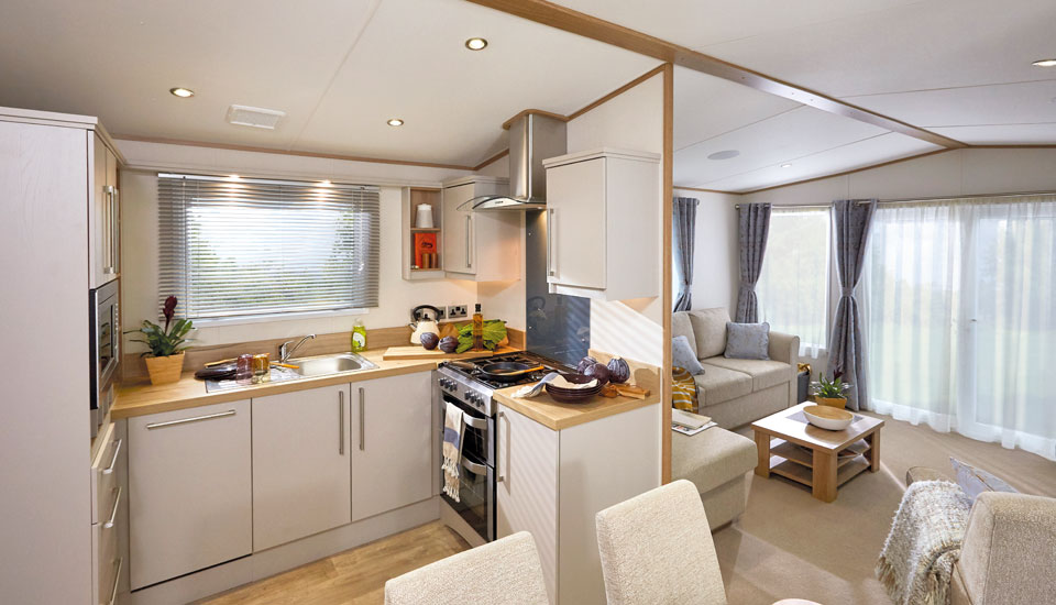 At Trelay Holiday Park We Give The Option To Try Before You Buy Hire A Static Caravan Or Home And If Decide Purchase New