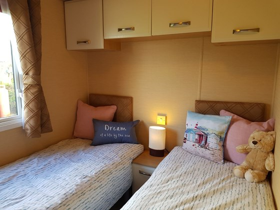 Two Bedroom Static Trelay Holiday Park