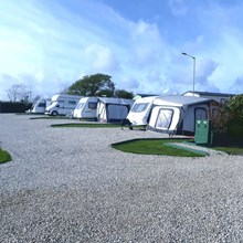 Seasonal Pitches at Trelay Holiday Park